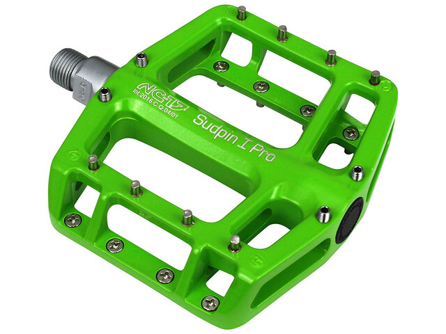 NC-17 Sudpin I Pro - Pédales - vert